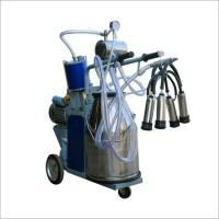 Single Milking Unit Cow Milking Machine